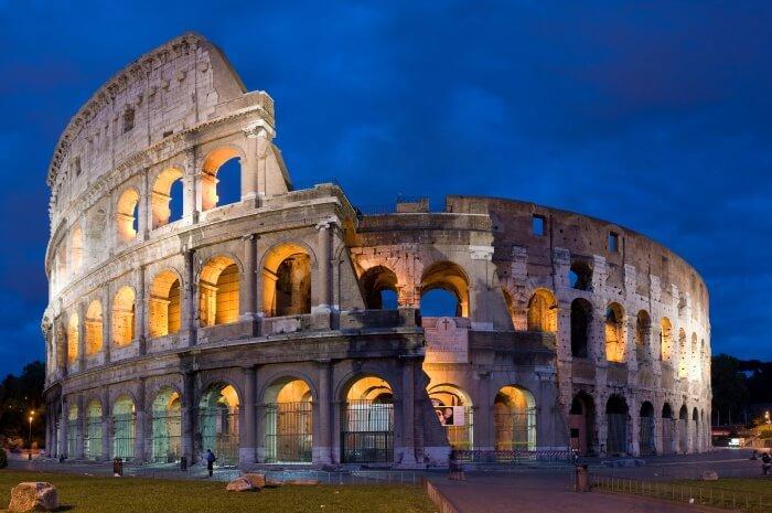 3. Rome - Italy