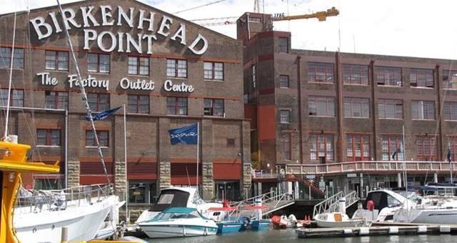Birkenhead Point Outlet Centre 1