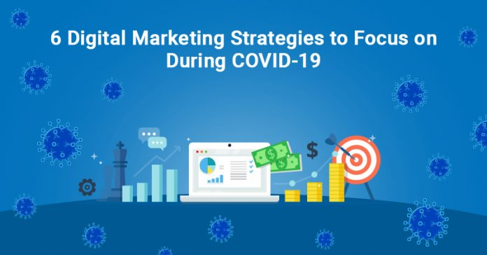 Digital-Marketing Company in Bangalore Strategies to Focus on During COVID-19