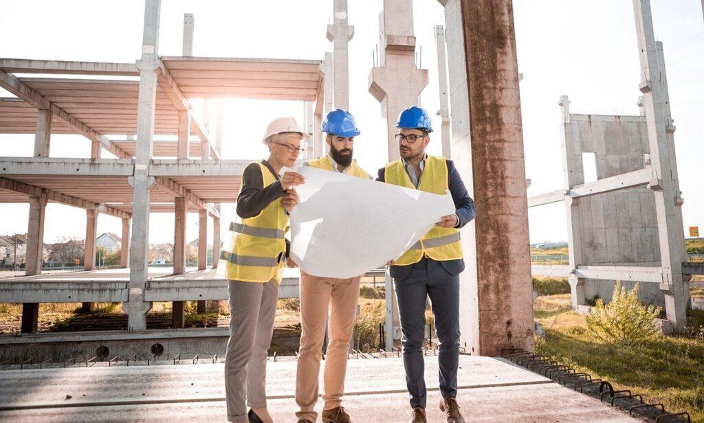 civil construction company officer