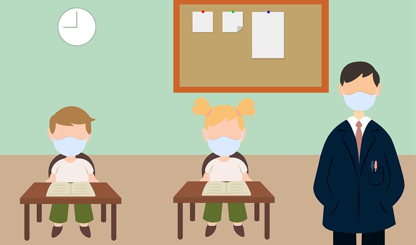 COVID cases-Schools