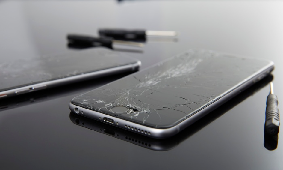 Looking for an iPhone glass repair