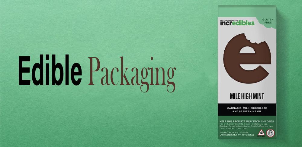 edilble packaging
