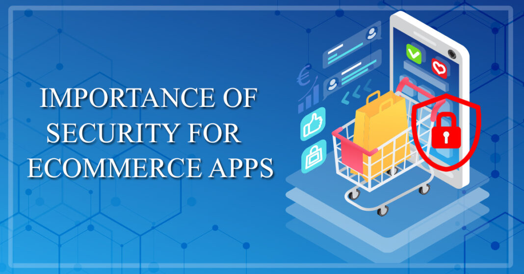 security for eCommerce apps