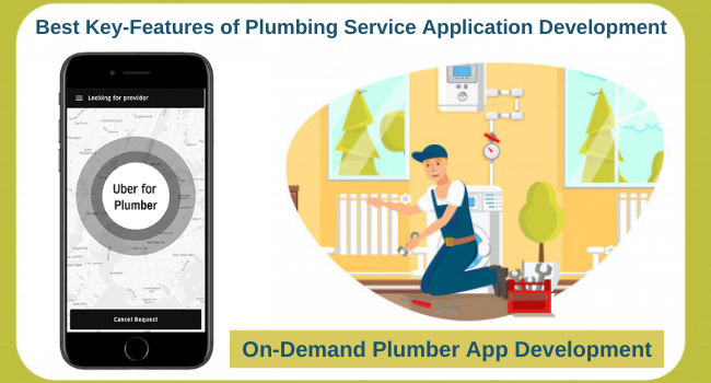 Plumbing Service Application Development
