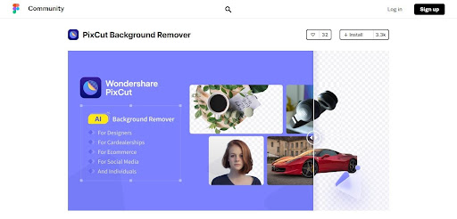 Image Background Removal Services Tool